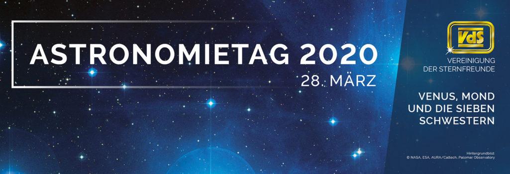 Am 28. März 2020 ist Online-Astronomietag!